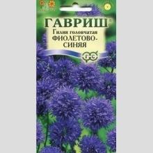 Гилия головчатая Фиолетово-синяя