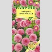 Маргаритка Фрау розовая 5 шт/уп
